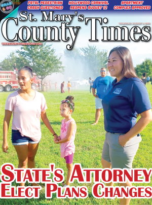 St. Mary's County Times Newspaper, serving St. Mary's County, Maryland.