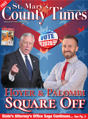 The Calvert County Times Newspaper, Published on 2020-10-15