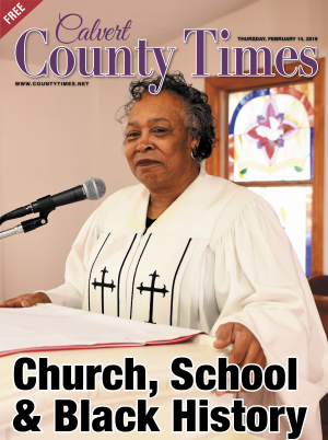 The Calvert County Times Newspaper, Published on 2014-02-14