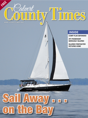 The Calvert County Times Newspaper, Published on 2019-08-01