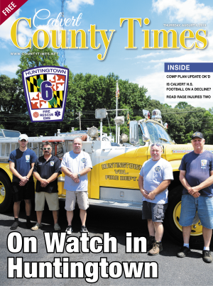 The Calvert County Times Newspaper, Published on 2019-08-08