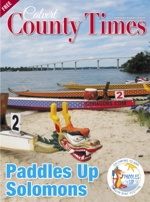 The Calvert County Times Newspaper, Published on 2019-08-15