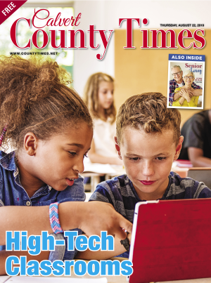 The Calvert County Times Newspaper, Published on 2019-08-22