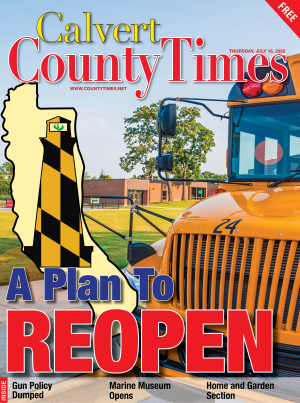 The Calvert County Times Newspaper, Published on 2020-07-16