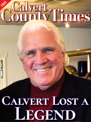 The Calvert County Times Newspaper, Published on 2021-01-21